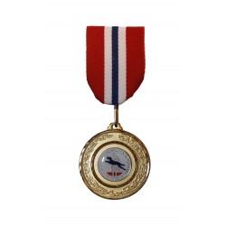 Medalje, Gull